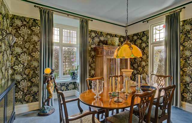 A  place to eat eclectic-dining-room