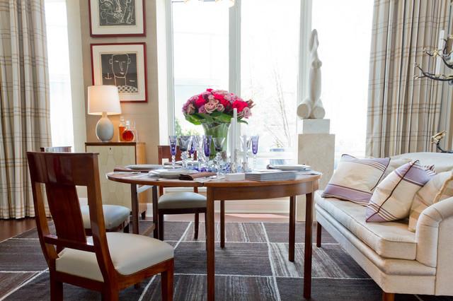A Room For Supper Patrik Lonn Design Inc Contemporary