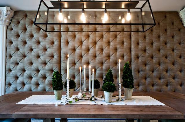 AB, Home Interiors contemporary-dining-room