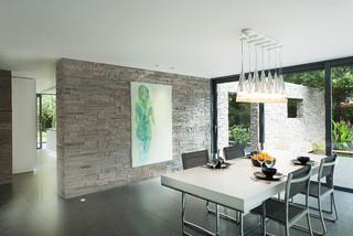 Abbots Way - Modern - Dining Room - Hampshire - by AR Design Studio Ltd