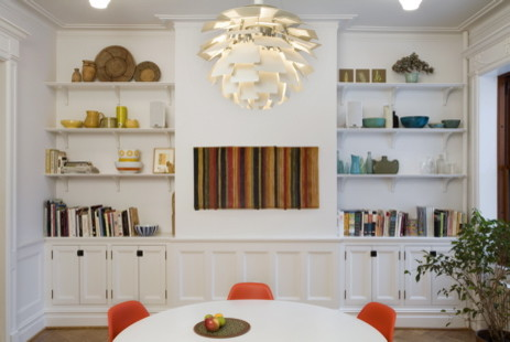 Abelow Sherman Architects LLC eclectic-dining-room