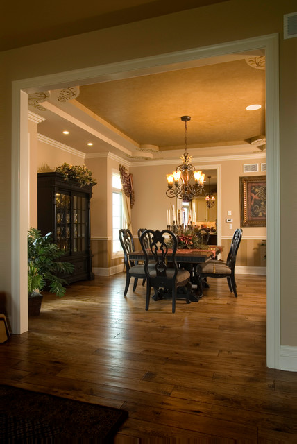 Aberdeen traditional-dining-room