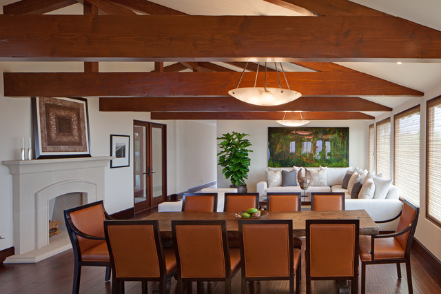 Above & Beyond traditional-dining-room