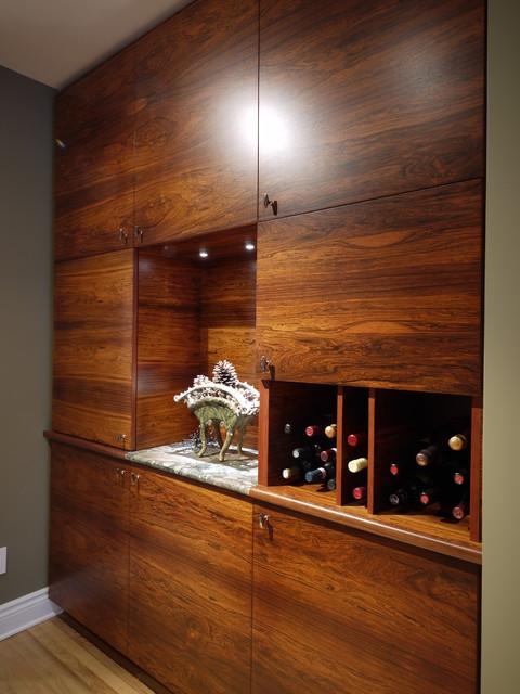 Acacia Residence contemporary-dining-room