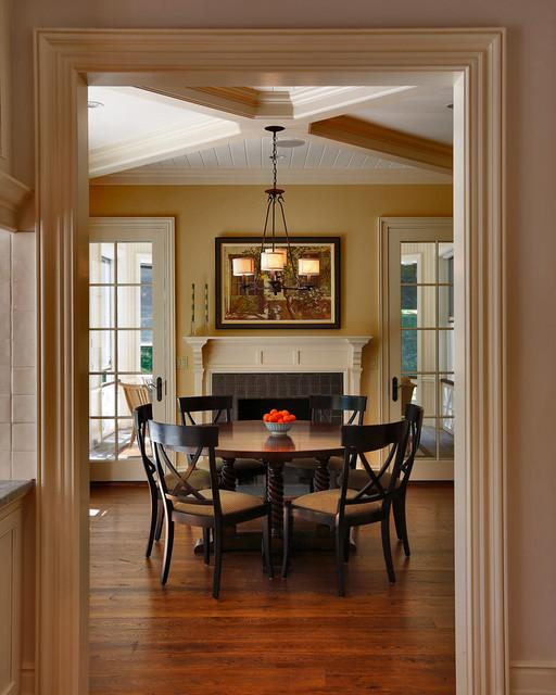 Dining Room Ceiling Ideas: Adams Lane Residence