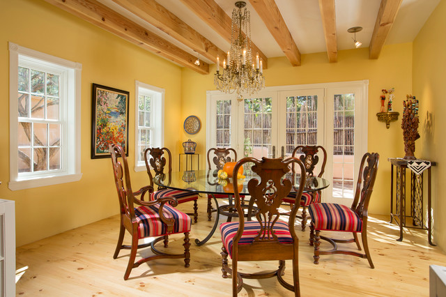 Adobe Homes In Santa Fe New Mexico