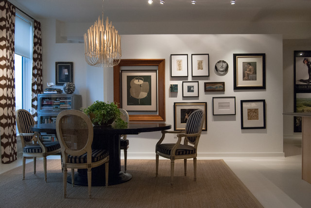 Adrienne DeRosa Photography C 2013 Houzz Eclectic Dining Room