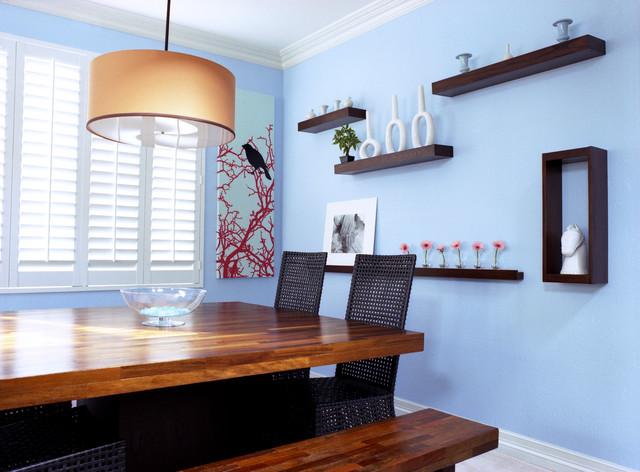 AFID contemporary-dining-room