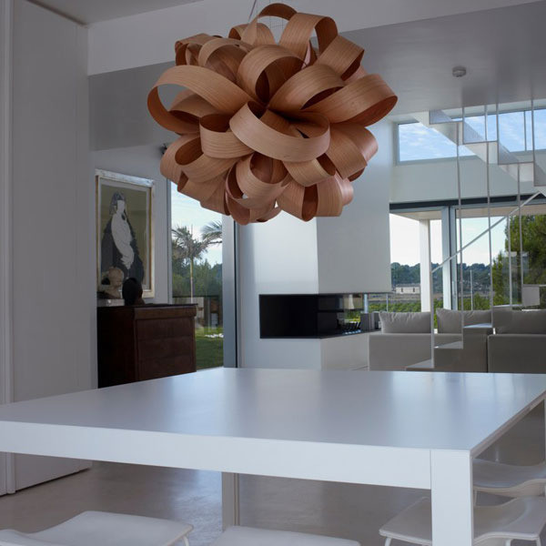 Agatha Suspension Light by LZF modern dining room