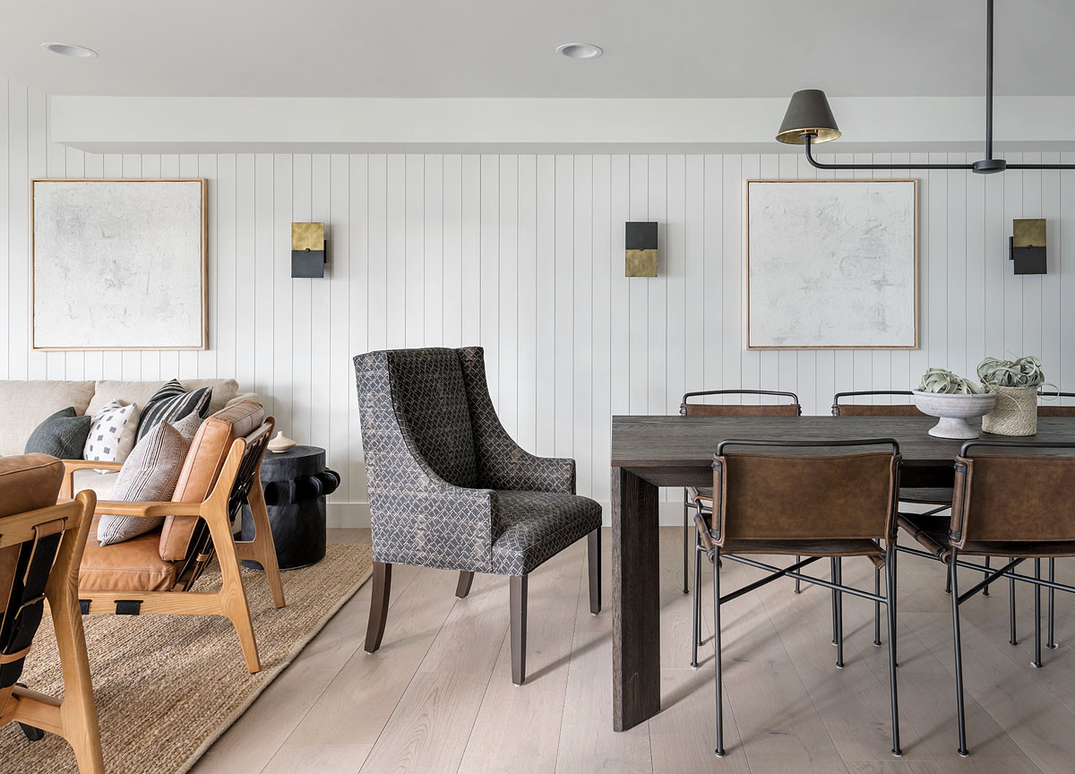 75 Beautiful Shiplap Wall Dining Room Pictures Ideas October 2020 Houzz