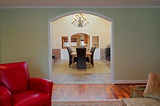 Alexandria Dining Room traditional-dining-room