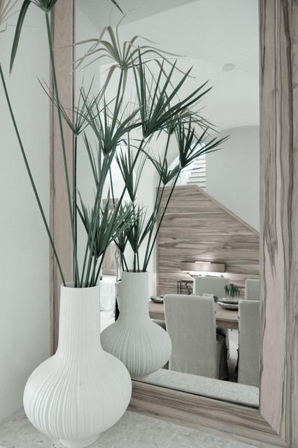 Alys Beach - partial interiors contemporary-dining-room