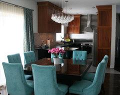 Amazing windows contemporary-dining-room