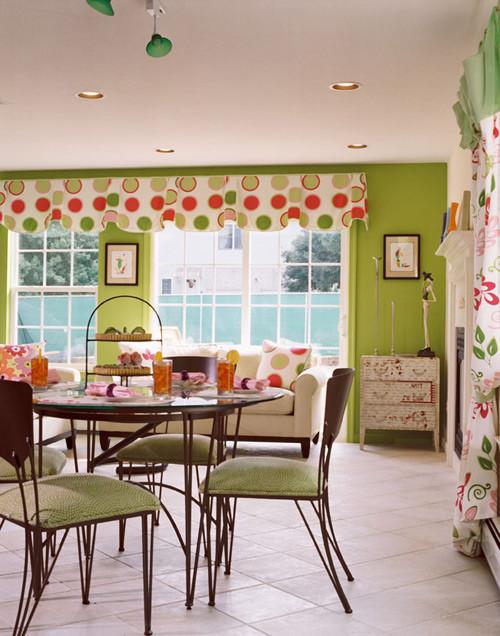 American & International Designs | Portfolio of Residential Interior Designs eclectic-dining-room