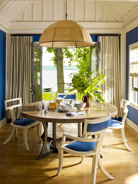 American Beauty By Thom Filicia Traditional Dining