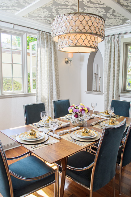 American dream buliders transitional dining room los angeles american dream buliders transitional dining room aloadofball Choice Image