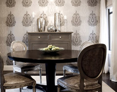 Amoroso Design contemporary-dining-room