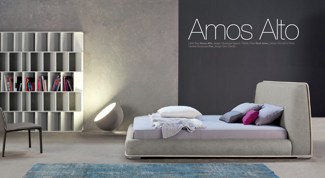 Amos Alto contemporary beds