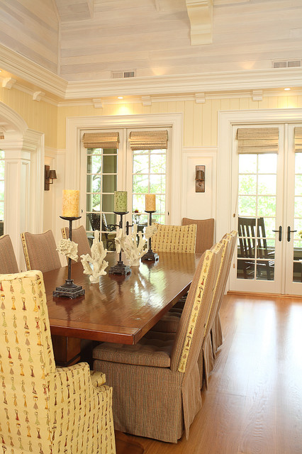 An Artist's Canvas Kiawah traditional-dining-room