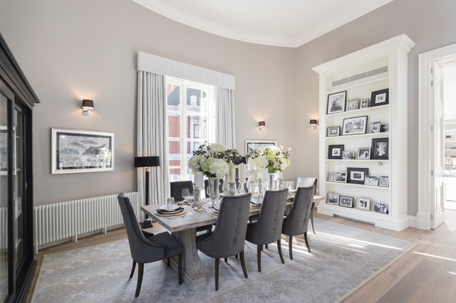 Ancaster Gate Show Home For London