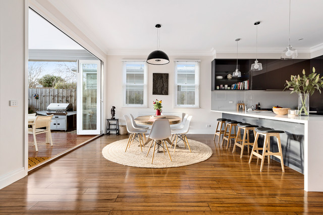 Andrew St Project Contemporary Dining Room Melbourne
