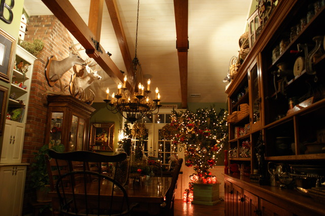 ANGELA'S INTERIOR DESIGNS - Traditional - Dining Room - charlotte - by ...