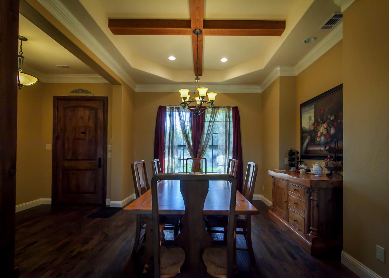 Angled Floor Plan