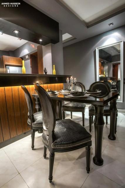 apartment 1 modern-dining-room