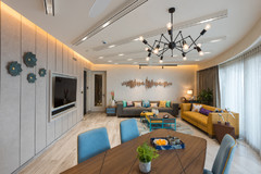 15 of the Best False Ceiling Designs From Indian Open-Plan Spaces
