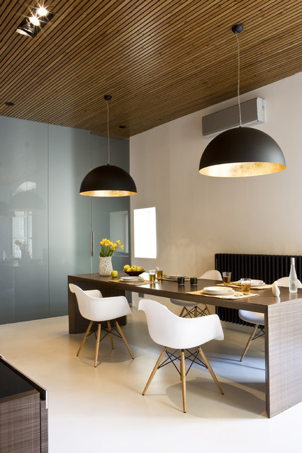 Apartment Gothic Quarter contemporary-dining-room