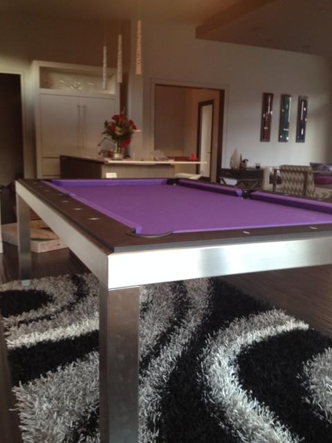 Aramith Fusion Pool Tables Modern Dining Room Charlotte By - Aramith fusion pool table