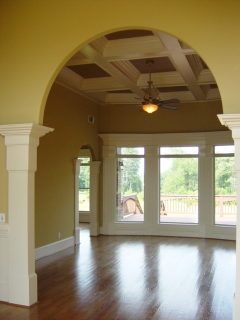 Arch Boye Mediterranean Dining Room Atlanta By