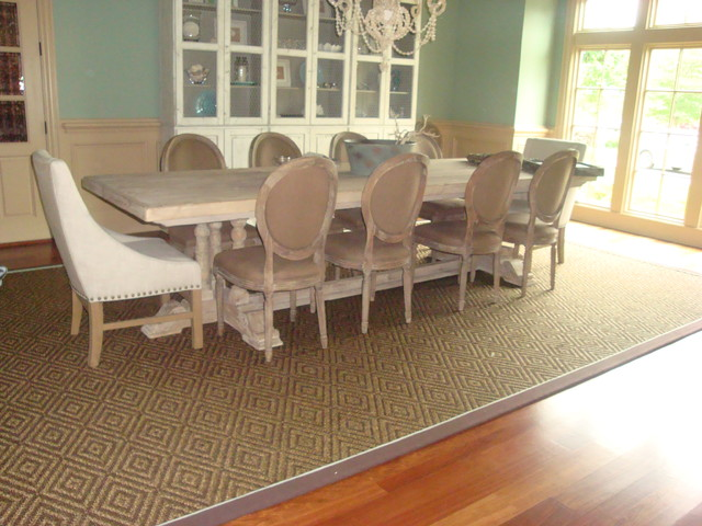 area rugs mediterranean dining room charlotte by linays carpet