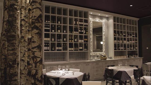 Argente restaurant modern-dining-room