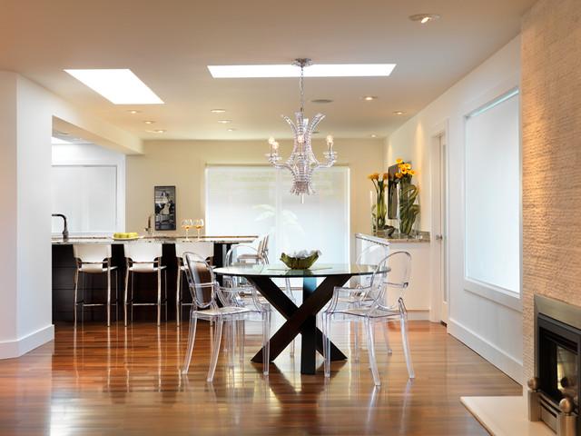 Arioso contemporary-dining-room