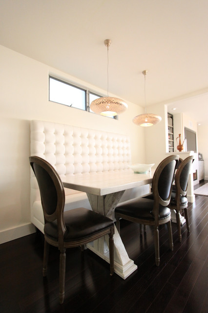 Armstrong Residence contemporary-dining-room