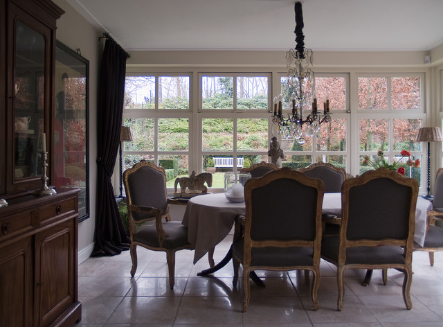 Art Nouveau Elegance In The Netherlands Traditional Dining Room Other M