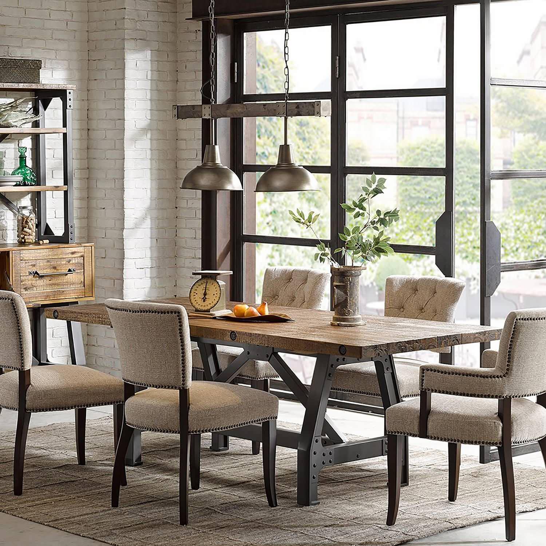 Art Van Furniture Industrial Dining, Art Van Dining Room Sets