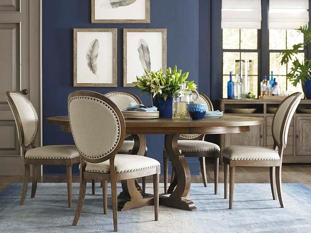 Artisanal Dining Room By Bassett Furniture Contemporary Dining Room