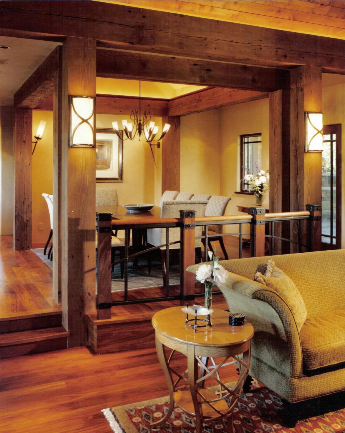 Arts & Crafts Aspen Home