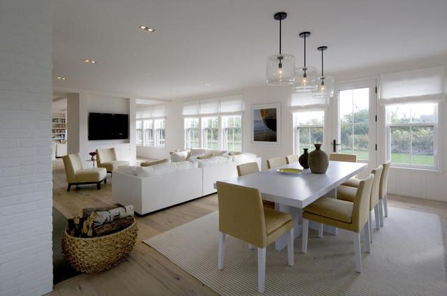 Ascher Davis Architects, LLP contemporary-dining-room