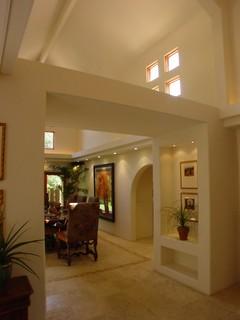Ashford Associates mediterranean dining room