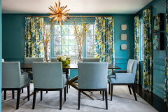 New This Week: 6 Daring Dining Rooms
