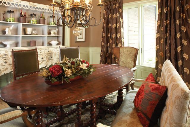 Atlanta Dream Home 2009 traditional-dining-room