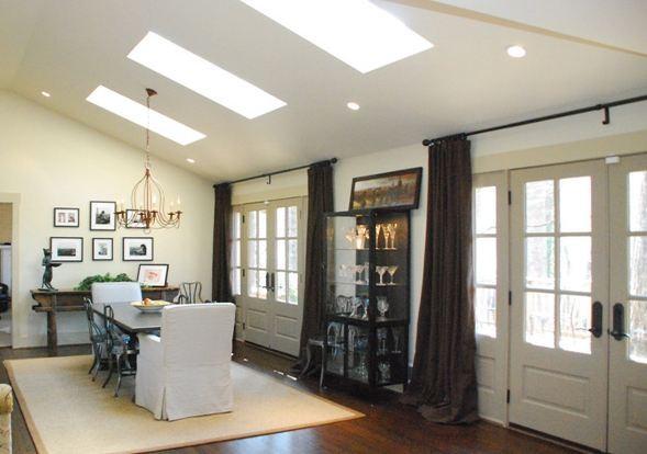 Atlanta Residence contemporary-dining-room