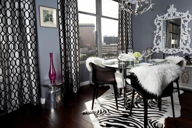 Atlantic Ave contemporary-dining-room