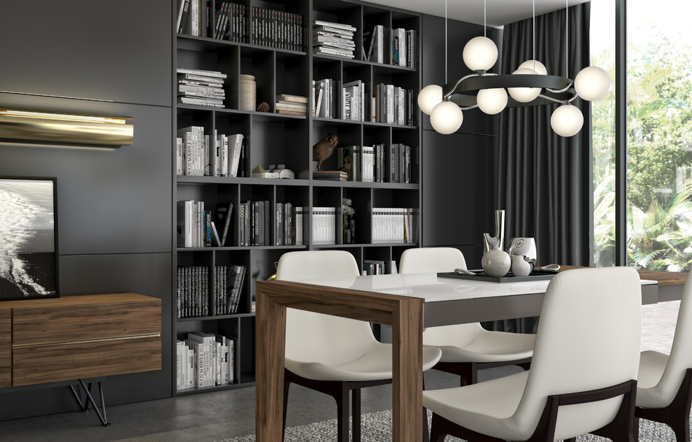 Aubrey Side Chair Scandinavian Dining Room Los Angeles By Rove Concepts
