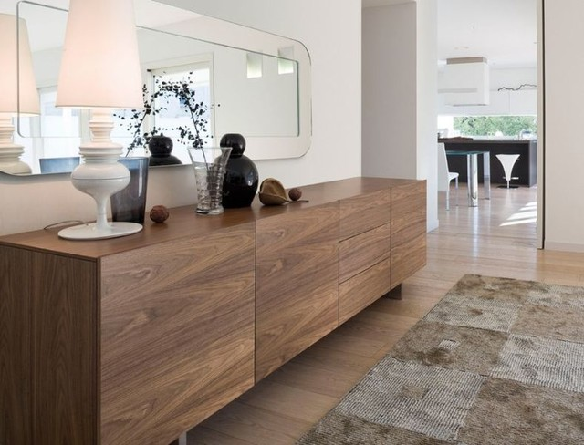Aura Sideboard Modern Dining Room Chicago By