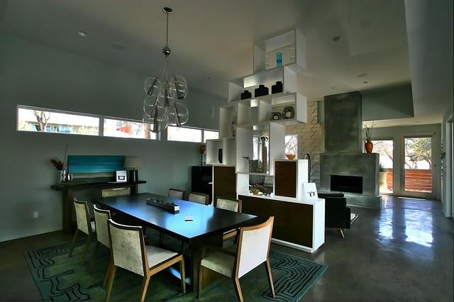 Austin Modern - modern - dining room - austin - by Barley ...
