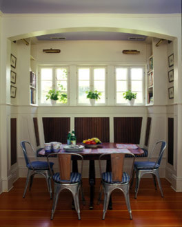 Austin Patterson Disston Architects traditional-dining-room